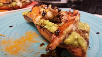 lobster-avocado-toast