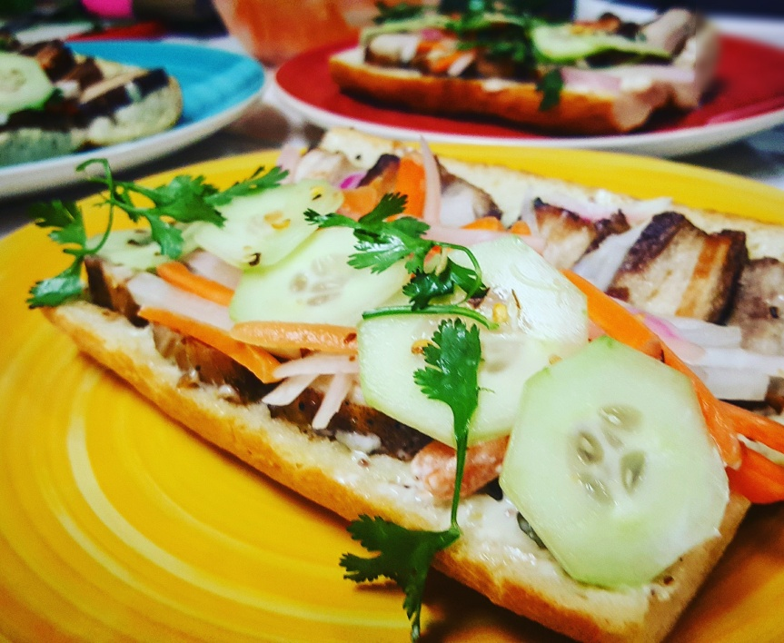 The Cu-Banh-Mi: A Mash Up of Cuban and Vietnamese Food Culture